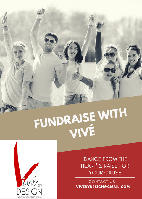Fundraising with Vivé